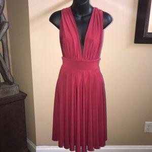 NWT WHBM convertible dress size 2P $130